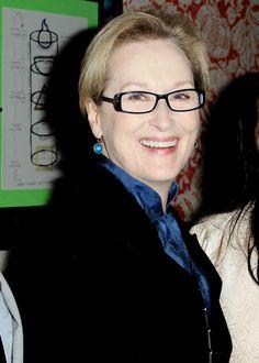 Meryl Streep | 'Song Of Lahore' documentary New York screening (03 Nov 2015)