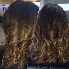 Golden Hair, Brunette Hair, Long Hair Styles, Beauty, Beleza, Long Hair Hairdos, Cosmetology, Long Hairstyles, Brown Hair