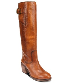Lucky Brand Shoes, Juneau Boots  Sudan Brown