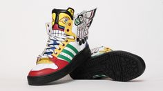 adidas Jeremy Scott - Totem. you will be mine!