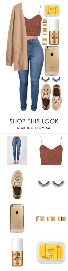 """Untitled #149"" by citylights95 ❤ liked on Polyvore featuring Topshop, Puma, Agent 18, ASOS, Benefit, MANGO and H&M"