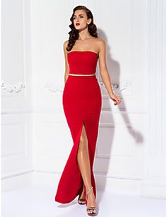 homecoming prom / militaire bal / avondjurk - ruby schede ... – EUR € 68.59