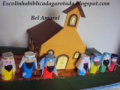 Escolinha Bíblica da Garotada: Juniores - Lição 05: Sete homens e um trabalho!