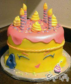 Shopkins Birthday Cake By Sugie Galz In Austin Texas
