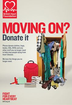 Donate Clothes Poster Posters Everywhere Charity
