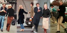 Carolyn Bessette and John Kennedy Jr