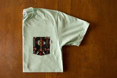 About to drop this fresh pocket tee #nativemay