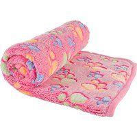 Cheap iNNEXT Puppy Blanket Pet Cushion Small Dog Cat Bed Soft Warm Sleep Mat Pet…