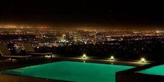 Pool - Vera Wang's Beverly Hills Home