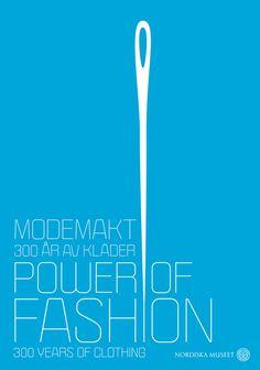 Fashion exhibition poster