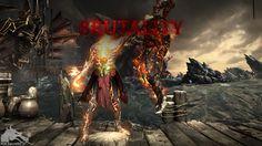 Mortal Kombat X Corrupted Shinnok Fatality and XRay p YouTube