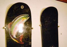 >>> DIY snowboard wall mounts