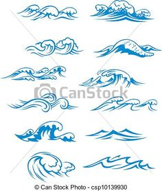 drawing waves - Google Search