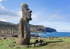 Easter Island, Ilha de Pascoa - Chile