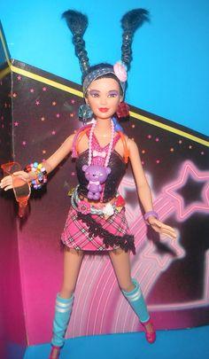 Inspired by Harajuku Kawaii Fashions & the KPOP Girl Group 2ne1!! Miko Kira Barbie Doll