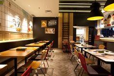 Popolomama Japanese Italian restaurant by Metaphor, Jakarta Indonesia restaurant