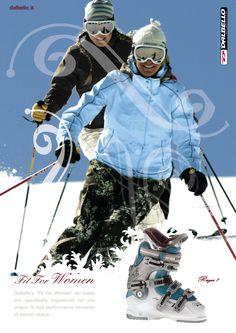 #Dalbello #Season 07/08: Raya 7! www.dalbello.it Olympic Medals, Ski Boots, World Cup, Skiing, Pin Up, Seasons, World Cup Fixtures, World Championship, Ski