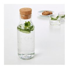 IKEA 365+ carafe with stopper Also suitable for hot drinks.