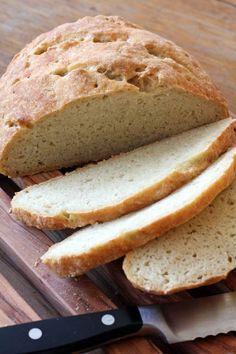 Gluten Free Crusty Bread!