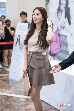 Miss A Suzy // i wantt her hairrr