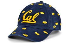 California Golden Bears, Branded Caps, Threading, Sports Fan Shop, Just The Way, Confetti, Graduation, Baseball Hats, Beanie