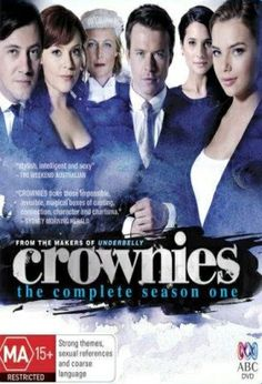 Crownies (2011) S: 1 / Ep 22 / The series revolves around a group of solicitors fresh from law school, working with Crown Prosecutors, who are the public prosecutors in the legal system of Australia, working for the office of the Director of Public Prosecutions (DPP).