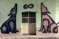 Transforma arte barrio 'bravo' de Puebla