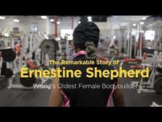 #MondayMotivation: Ernestine Shepherd, 77-Year-Old Bodybuilder