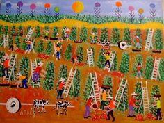 Arte naif brasileira