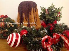Ercole: Pandoro ciocoolatoso alla nocciola