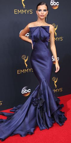 2016 Emmy Awards Red Carpet Photos: Best Dressed Celebrities | InStyle.com