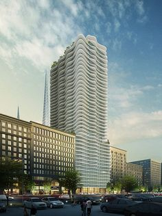 Spring Street Tower – Steinberg Architects
