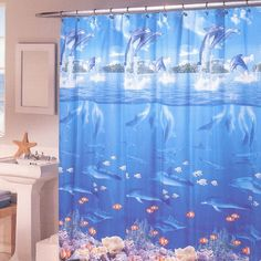 1000 images about ocean theme bathroom on pinterest - Ocean themed bathroom accessories ...