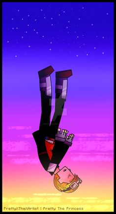 Minecraft Story Mode: His Fall (SPOILERS!!!) by PrettyXTheXArtist.deviantart.com on @DeviantArt