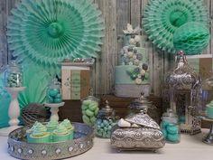 Mint-Emeralt Candybar Wedding_Dream Glass Vase, Dream Wedding, Mint, Candy, Inspiration, Bar, Home Decor, Biblical Inspiration, Decoration Home
