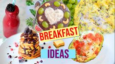 Since we're going back to school,i decided to show you some healthy back to school breakfast ideas or if you're not going to school,perfect for work. Back To School Breakfast, Breakfast Healthy, Breakfast Ideas, Healthy Breafast, Sounds Good, Healthy Recipes, Healthy Food, Videos, Check