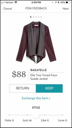 Love the color combination! (But FYI, you can get similar jackets for $20 on COSTCO.com. Seriously!