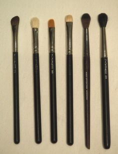 Eye Shadow Makeup Brushes MAC, Make up Forever