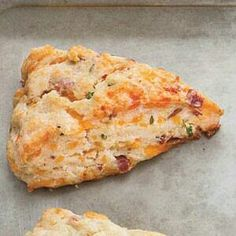 Bacon Cheddar Scones - Emeril - ...