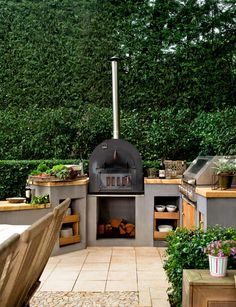 The rise of the outdoor kitchen - Homes To Love