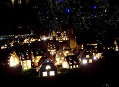 Lumières de Noel à Strasbourg - Gite alsace