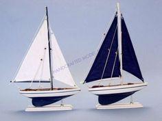 Sailboats for Nautical Nursery
