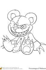 Deadpool cartoon coloring page Colowing Coloring pages