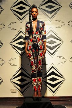 View The Debut Collection From New Gambian Fashion Label 'NOIR' | FashionGHANA.com (100% African Fashion)