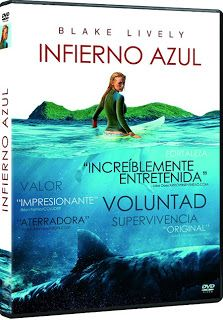 In the taut thriller, when Nancy (Blake Lively) is surfing on a secluded beach, she finds herself on the feeding ground of a great white shark. Scary Movies, Drama Movies, New Movies, Movies To Watch, Horror Movies, Blake Lively, Sony Pictures Entertainment, Recent Movies, Secluded Beach