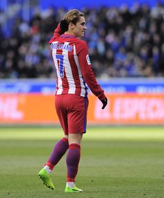 Atletico Madrid :)