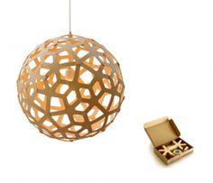 Coral lamp :: David Trubridge