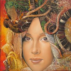 Diva II by Andrius Kovelinas | Green Gallery