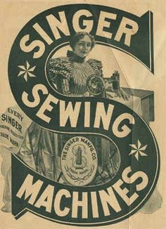 Vintage Sewing Machines and Quilting History | Singer Sewing ...