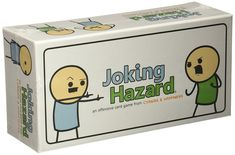 From the minds of Cyanide & Happiness comes this hilarious card game – Not for the youngsters! From the Cyanide and Happiness Site – Joking Hazard is a party game Adult Party Games, Fun Games, Fun Activities, Dad Jokes, Funny Jokes, Hilarious, What Do You Meme, Best Puns, Comic Panels